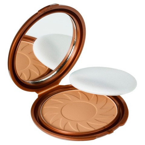 NYC New York Smooth Skin Bronzing Face Powder Matte Bronzer ปรับโครงหน้า