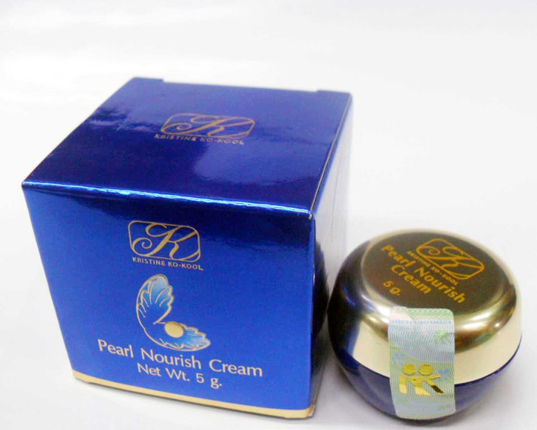 คังเซน-เพิร์ล นอริช ครีม (ครีมไข่มุก) 5 กรัม