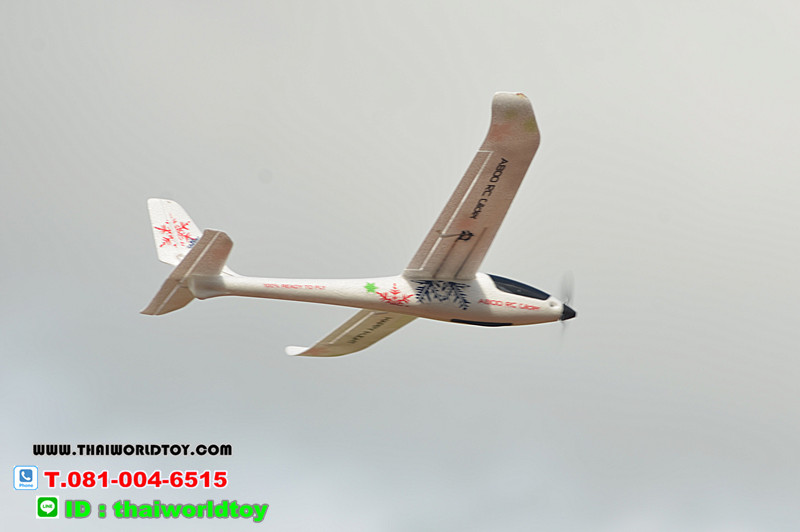 XK-A800 6G RC Plane เครื่องร่อนไฟฟ้า 6 แกน