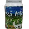 เครื่องดื่มนมแพะชนิดผง บีจี มิลค์ (BG Milk)