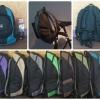 VINCITA : B122 กระเป๋าเป้ติดหลักอานพร้อมตัวยึด