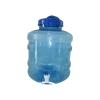 ถังน้ำดื่มเพ็ทใส Pet 12 ลิตร รุ่นมีก๊อก/ฝาใหญ่พร้อมหูหิ้ว
