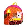 กระเป๋าเป้สะพายหลังสำหรับเด็กอนุบาลเกาหลี (สีส้ม)