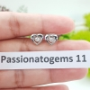ต่างหูเพชร Dancing Diamond หมายเลข E11 เพชรเม็ดกลาง 10 ตัง เพชรนน.รวม 20 ตัง/คู่ ราคาปกติ 18,500 บาท ราคาพิเศษ 16,500 บาท 🎉🎉สนใจทัก https://line.me/R/ti/p/%40passiongems🎉🎉