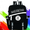 กระเป๋าเป้สะพายหลัง EXO : Sing For YoU
