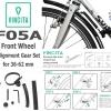 VINCITA : F05A Front Wheel Alignment Gear 36-62 mm