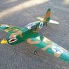 เครื่องบินบังคับวิทยุ P40