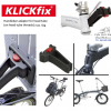 Klickfix ชุดแป้นปลดเร็วสำหรับท่อหน้า