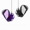 ขาย หูฟัง TTPOD T2 สุดยอดหูฟังHybrid ผสมผสาน 2 BA Driver กับ 1Dynamic ครบเครื่อง [สีไวโอเลตใส - Violet Clear]