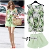 Lady Ribbon's Made Lady Lauren Summer Tropical Chic Set