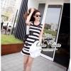 Black&white classy dress