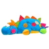Ball Dinosaur ตุ๊กตาไดโนเสาร์ พร้อมลูกบอล 60 ลูก
