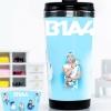 แก้วน้ำเก็บความเย็นอย่างดี 350 ML. : B1A4