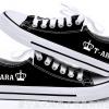 รองเท้าผ้าใบ ศิลปิน T-ARA