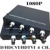 Video Digital Optical Converter 4CH