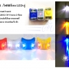 LED001 : ไฟซิลิโคน LED คู่