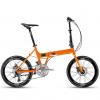 "TRINX : FLYBIRD 3.0 จักรยานพับ 20""(451) อลูฯ 27 Speeds ดิสเบรค ดุมNOVATEC"