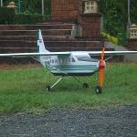 เครื่องบินฝนหลวง (ตัวลำ) CESSNA CARAVAN