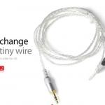 ขายสาย FiiO RC-UE2 สายแบบถักสำหรับเปลี่ยนหูฟัง Ultimate Ears Fi3 Fi5 TF10 / M-Audio คุณภาพดีเยี่ยมในราคาเบาๆ