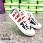 รองเท้าผ้าใบเกาหลี ไซส์ 36-40