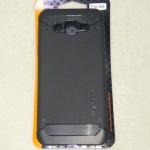 เคสกันกระแทก Samsung A8 ยี่ห้อ Spigen