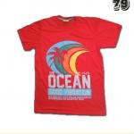 เสื้อยืดชาย Lovebite Size L - Ocean