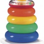 ห่วงโยน fisher price rock a stack New packaging ส่งฟรี