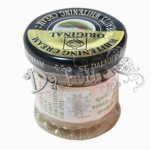 St.dalfour beauty whitening cream Original ( FILIPINA ) 28g รุ่นออริจินัล สูตรดั้งเดิม สติ๊กเกอร์ทองครึ่งวงกลม (มันมาก) เนื้อครีมไม่เต็มกระปุก น้ำมันค่อนข้างมาก เนื้อครีมมีฟองอากาศ