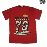 เสื้อยืดชาย Lovebite Size XL - Tokyo 79