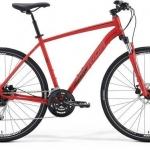 MERIDA : CROSSWAY 100 จักรยานไฮบริดมีโช๊ก 27 สปีด