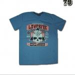 เสื้อยืดชาย Lovebite Size XXL - Homeless
