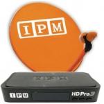จานดาวเทียม IPM HD PRO3 พร้อมติดตั้ง