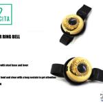 VINCITA : A081 กระดิ่งทองเหลือง มินิ