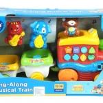 พร้อมส่ง Sing Along Music Train Vtech ของแท้ ส่งฟรี ลดกว่า 45%