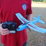 FX807 New mini Rc Plane เครื่องบินบังคับบินดี