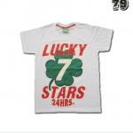 เสื้อยืดชาย Lovebite Size S - Lucky 7