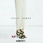 รองเท้าส้นเข็ม หนังกลับ งานสไตล์ zara womanงานดี