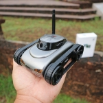 i-Spy tank-wifi control ยานสำรวจ KingMak 222-270 mini