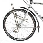VINCITA : C033 ตะแกรงหน้า Low Rider Stainless Steel สีเงินขัดทราย