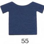 ผ้ายืดคอตตอน 100% สีน้ำเงินเข้ม แบ่งขาย สั่งจำนวนน้อยกว่า 10 โล