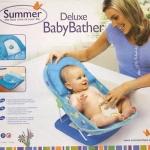 Baby Bather เตียงอาบน้ำเด็กแรกเกิด