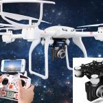MJX- C4005 / FPV Drone ถ่ายภาพผ่านหน้าจอโทรศัพท์