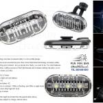 CATEYE : TL-LD135-F ไฟหน้า 3 LEDs