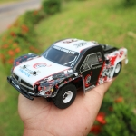 WL-K999 Mini Rc Car 1:28 Hi-Speed 30Km/h