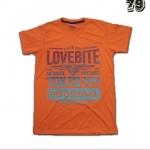 เสื้อยืดชาย Lovebite Size M - Lovebit Hiroshima