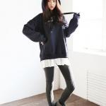 นี่สิแซ่บ! 27 ไอเดียแฟชั่น 'เสื้อผ้าโทน ดำ ขาว เทา' สไตล์สาวเกาหลี ชิคๆ น่ารักๆ ดูดีไม่ซ้ำใคร