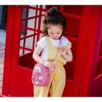 กระเป๋าแฟชั่นสำหรับเด็ก ติดหูมินนี่ เป็นได้ทั้งเป้ และกระเป๋าสะพายข้าง