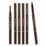 *พร้อมส่ง #6 Black* Etude House Drawing Eye Brow 0.2g [2,500 Won] ดินสอเขียนคิ้ว เขียนง่าย เนื้อละเอียด พกพาสะดวก