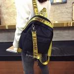 กระเป๋าเป้ทรงน่ารัก งานเย็บเนี้ยบ ไนล่อนเนื้อหนาอย่างดี