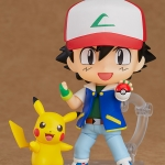 Nendoroid Ash & Pikachu